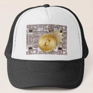 Bitcoin 18 trucker hat