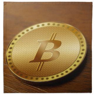 Bitcoin 2 napkin