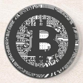 Bitcoin 4 coaster