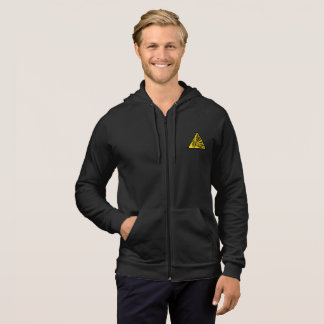 Bitcoin -  Apparel California Fleece Zip  Hoodie