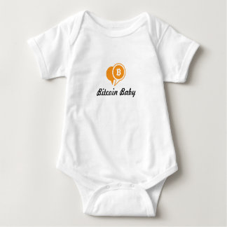 Bitcoin Baby One-piece Baby Bodysuit