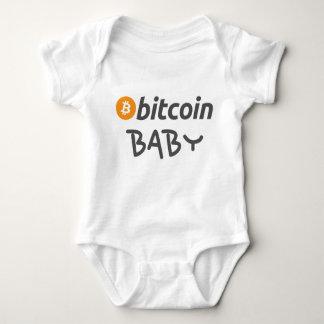 Bitcoin Babygrow Baby Bodysuit