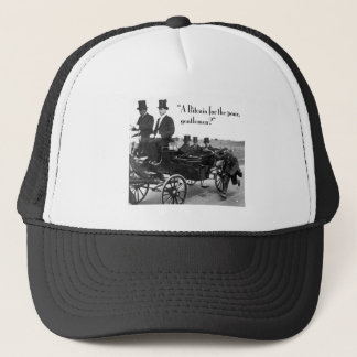 Bitcoin Beggar Trucker Hat