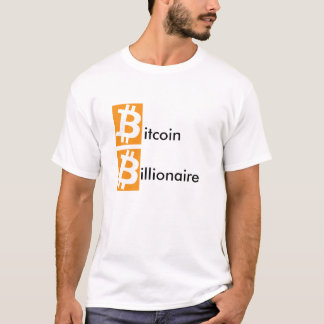 Bitcoin Billionaire T-Shirt