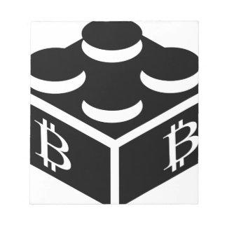 Bitcoin Block / Blockchain Notepad