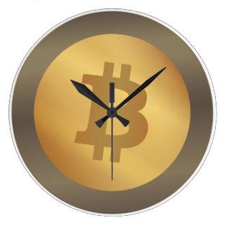 Bitcoin (BTC) Large Clock