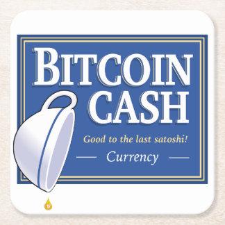 Bitcoin Cash Coasters