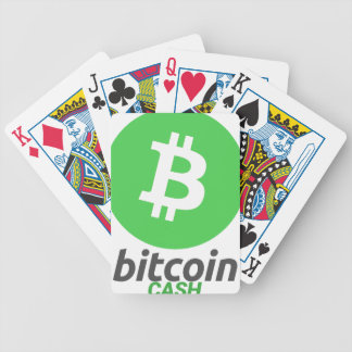 Bitcoin Cash - Cryptocurrency Alliance Super PAC Bicycle Playing Cards