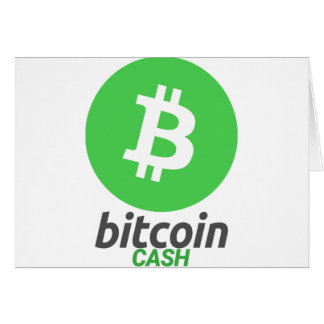 Bitcoin Cash - Cryptocurrency Alliance Super PAC Card