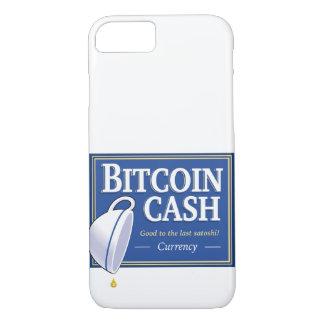 "Bitcoin Cash ""Good to the Last Satoshi"" Phone Case"
