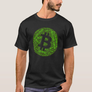 Bitcoin Cash Revolution BCH Crypto Word Shirt