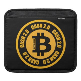 Bitcoin Cash Version 2.0 iPad Sleeves