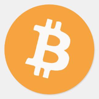 Bitcoin Classic Round Sticker