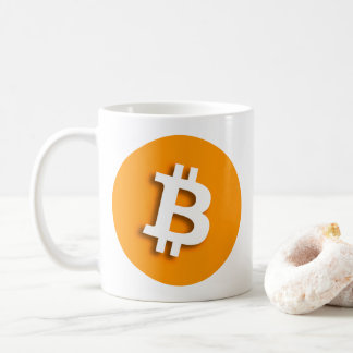 """BITCOIN"" COFFEE MUG"