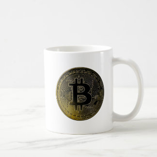 Bitcoin Coins Coffee Mug