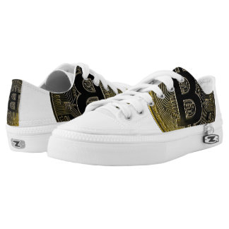 Bitcoin Coins Low Tops