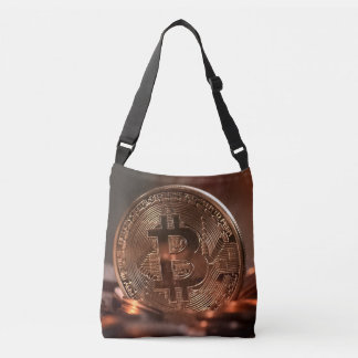 Bitcoin Crossbody Bag