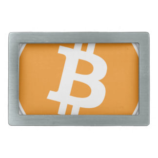 Bitcoin Crypto Currency - For the Bitcoin fans! Rectangular Belt Buckles