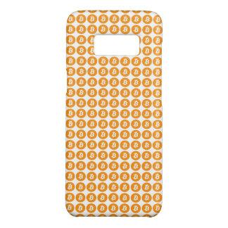 Bitcoin Crypto Currency Logo Case-Mate Samsung Galaxy S8 Case