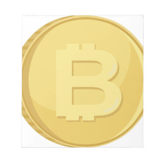 Bitcoin Cryptocurrency Notepad