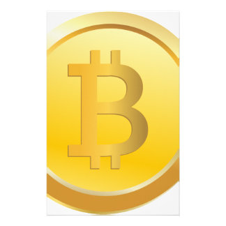Bitcoin Cryptocurrency Stationery