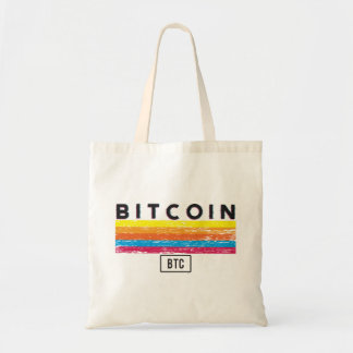 Bitcoin Express Tote Bag