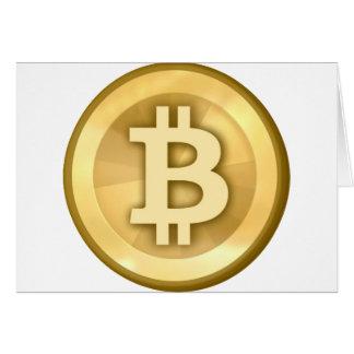 Bitcoin gifts card