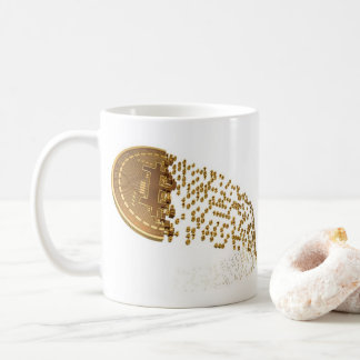 Bitcoin Gold Design Mug (BTC)