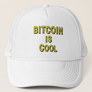 Bitcoin is Cool Trucker Hat