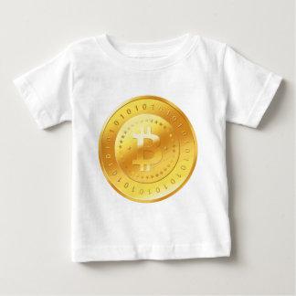 Bitcoin Logo Baby T-Shirt