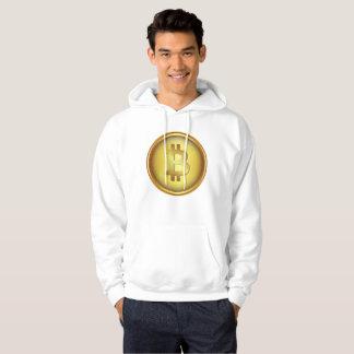Bitcoin Logo Symbol Cryptocurrency Crypto Hoodie