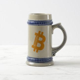 Bitcoin Logo Symbol Cryptocurrency Crypto Stein