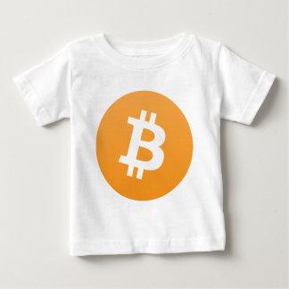 Bitcoin Lover Baby T-Shirt