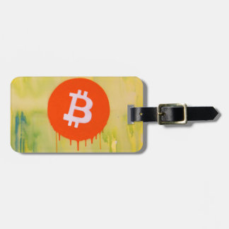 Bitcoin Luggage Tag