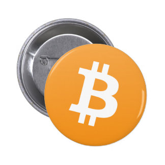 Bitcoin Merchandise 6 Cm Round Badge