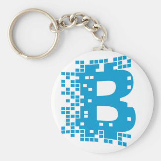 Bitcoin Merchandise Key Ring