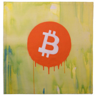 Bitcoin Napkin