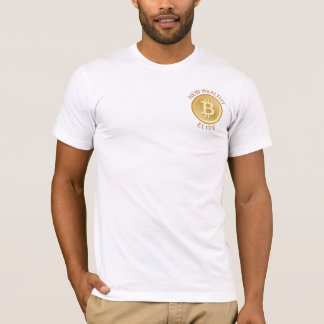 Bitcoin - New Wealthy Elite T-Shirt