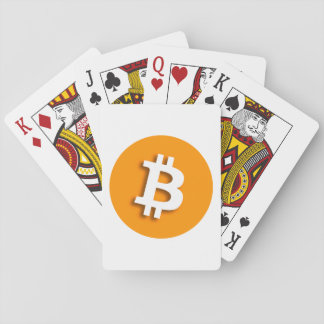 """BITCOIN"" PLAYING CARDS"