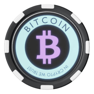 Bitcoin poker chips! poker chips