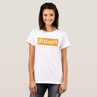 Bitcoin Rectangle T-Shirt