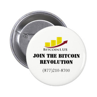 Bitcoin Revolution Button