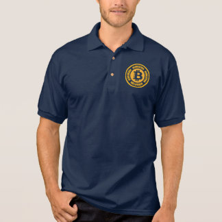 Bitcoin Revolution (English Version) Polo Shirt