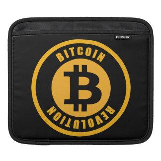 Bitcoin Revolution iPad Sleeve