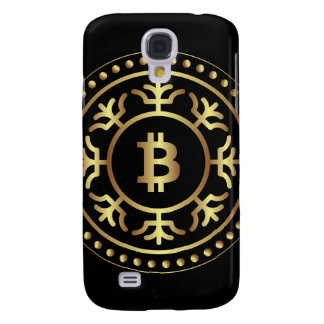 Bitcoin Samsung Galaxy S4, Barely There Phone Case