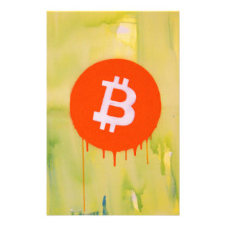 Bitcoin Stationery
