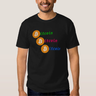 Bitcoin Style with Bitcoin Simbol - M1 Shirt