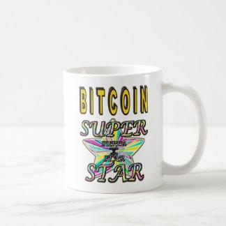 Bitcoin Superstar Coffee Mug