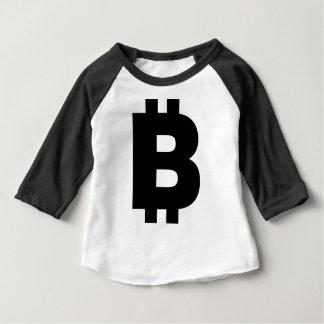 Bitcoin Symbol Baby T-Shirt