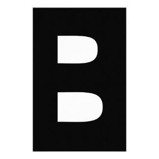 Bitcoin Symbol Stationery